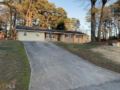 Lilburn Single Family Home Under Contract: 5488 Francis Dr