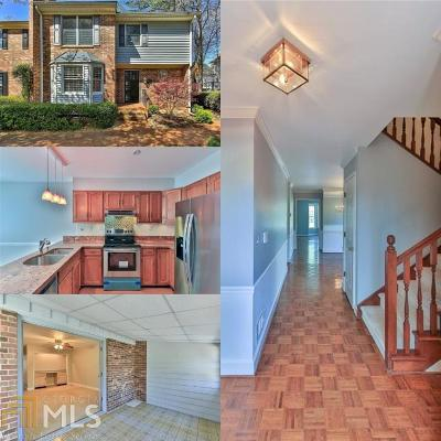 Decatur Condo/Townhouse For Sale: 1505 September Chase