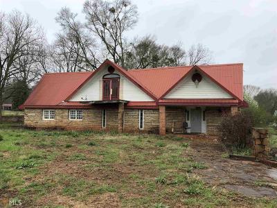 Monroe Single Family Home For Sale: 2730 John Stowe