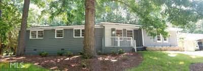 Douglasville Rental For Rent: 3845 Rosita Ave