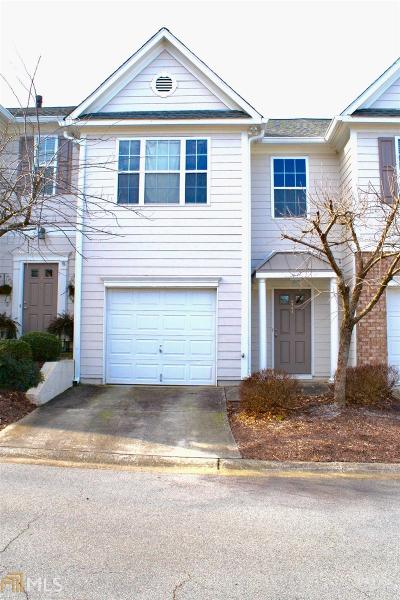 Flowery Branch Condo/Townhouse For Sale: 6505 Above Tide Pl