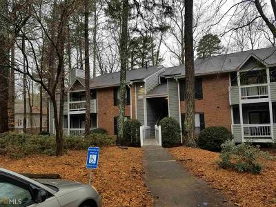 Roswell Condo/Townhouse For Sale: 511 Warm Springs