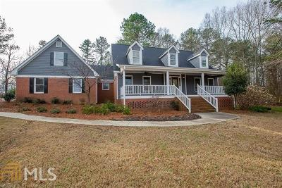 Conyers Single Family Home Back On Market: 2808 Chimney View Dr