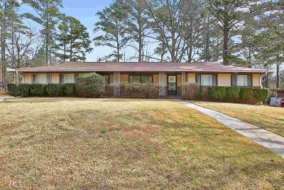 Fayetteville Single Family Home New: 125 Rosewood Dr