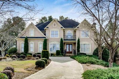 McDonough Single Family Home For Sale: 114 Congressional Ct