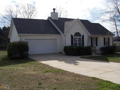 Statham Single Family Home Under Contract: 2008 Rachael Dr