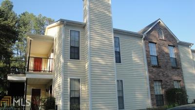 Stone Mountain Condo/Townhouse For Sale: 4354 Thunderfork Dr