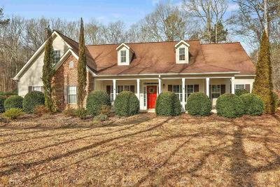 Fayette County Single Family Home For Sale: 701 Brooks Woolsey Rd
