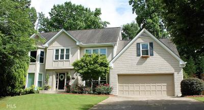 Peachtree Corners Single Family Home Under Contract: 4427 Stilson
