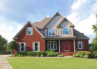 Hoschton Single Family Home For Sale: 252 Huntington Trl