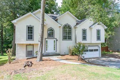 Jonesboro Single Family Home Under Contract: 222 Kyle Springs Ln