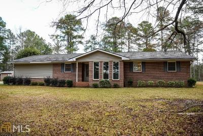 Haddock, Milledgeville, Sparta Single Family Home For Sale: 245 Pettigrew