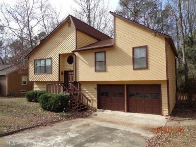 Stone Mountain Single Family Home Under Contract: 785 Post Road Way