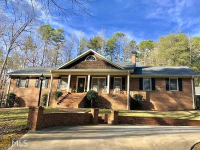 Elberton GA Single Family Home Under Contract: $289,900