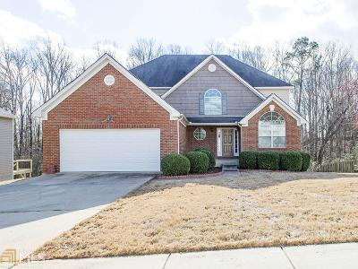 Locust Grove Single Family Home Under Contract: 584 Howell