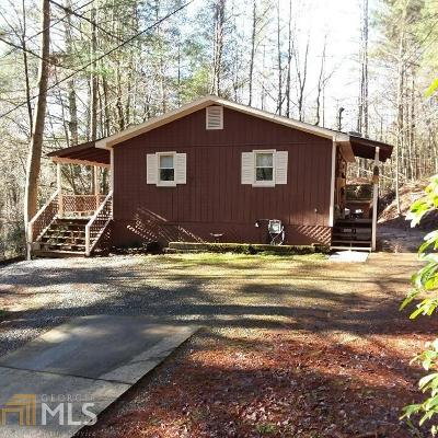 Ellijay Single Family Home For Sale: 3185 Old Flat Branch Rd #R4 (lot)