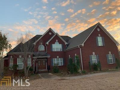 McDonough Single Family Home For Sale: 1233 Persimmon Way #16