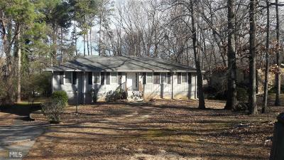 Conyers Single Family Home For Sale: 2121 Rolling Acres