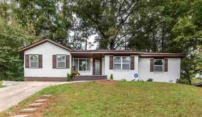 Belvedere Park Single Family Home For Sale: 3020 Pasadena Dr