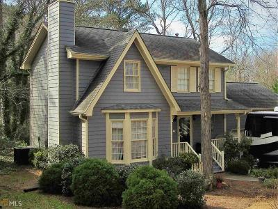 Snellville Single Family Home Under Contract: 2805 Quinbery #1