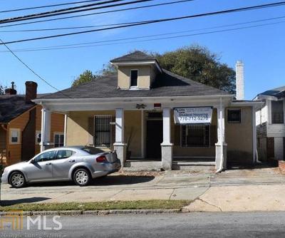 Atlanta Multi Family Home New: 219 Joseph E Lowery