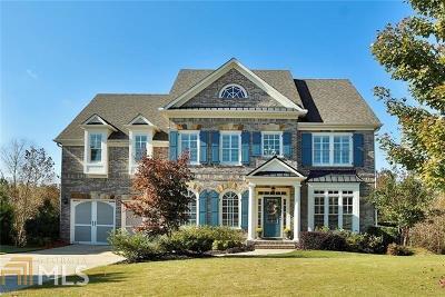 Winder Single Family Home New: 3340 Seven Oaks Dr