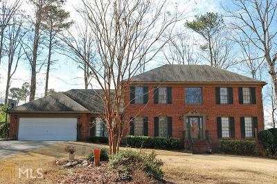 Lilburn Single Family Home For Sale: 4722 Sequoia Dr