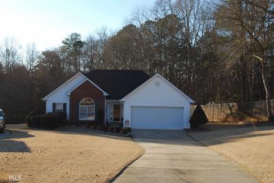 Loganville Single Family Home For Sale: 424 Vista Way