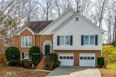 Suwanee Single Family Home New: 3553 Porsche Ct