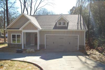 Dahlonega Single Family Home For Sale: 148 Arcadia St