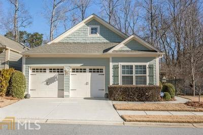 Acworth Single Family Home Under Contract: 221 Oakleaf Dr
