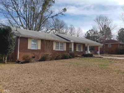Fayetteville Single Family Home For Sale: 125 Sharon Dr