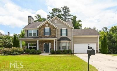 Dallas GA Single Family Home Under Contract: $214,000