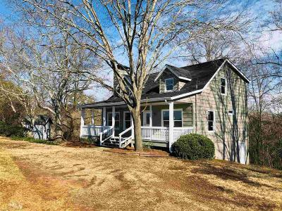 Habersham County Single Family Home Under Contract: 428 Hollywood Hills