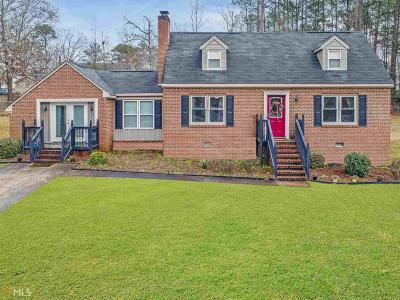 Thomaston Single Family Home For Sale: 321 Bonanza Dr