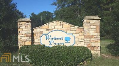 Butts County Single Family Home Under Contract: Woodlands Dr #25