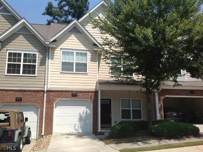 Lawrenceville Condo/Townhouse For Sale: 1057 Pike Forest Ct