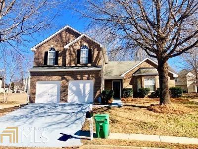 Lithonia Single Family Home For Sale: 5912 Idlewood Pl
