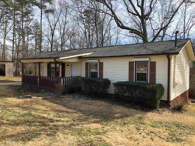 Alto Single Family Home Under Contract: 2554 Mud Creek