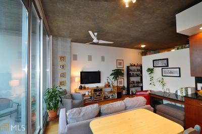 Spire Condo/Townhouse For Sale: 860 Peachtree St #1016