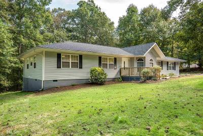 Carrollton Single Family Home Under Contract: 257 E Miles Rd