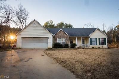 Monroe, Social Circle, Loganville Single Family Home For Sale: 1429 Roy Malcom Rd