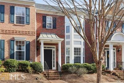 Kennesaw Condo/Townhouse Under Contract: 1534 Endurance Hill Dr #9