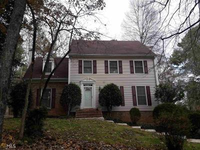 Fayetteville Single Family Home New: 160 Englewood Dr