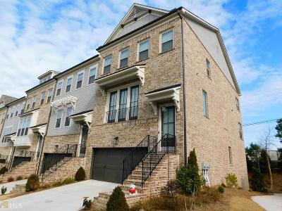 Smyrna Condo/Townhouse For Sale: 3649 Hester Ave