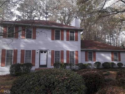 Fayetteville Single Family Home For Sale: 220 Mimosa Dr