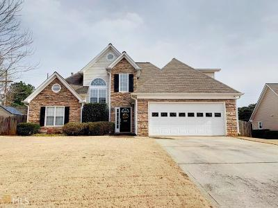 Kennesaw Single Family Home Under Contract: 3496 English Oaks Dr