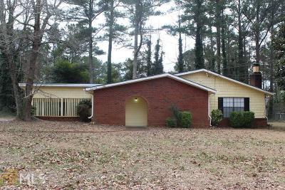 Douglasville Rental New: 6238 N Summers Cir