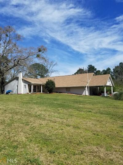 Troup County Single Family Home For Sale: 1855 Oak Grove Rd