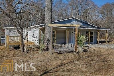 Acworth Single Family Home Under Contract: 6915 Mohawk Dr